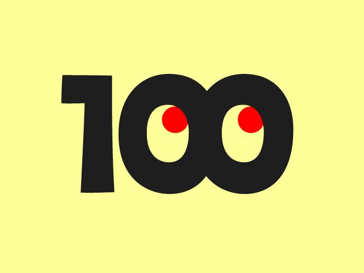 100文字